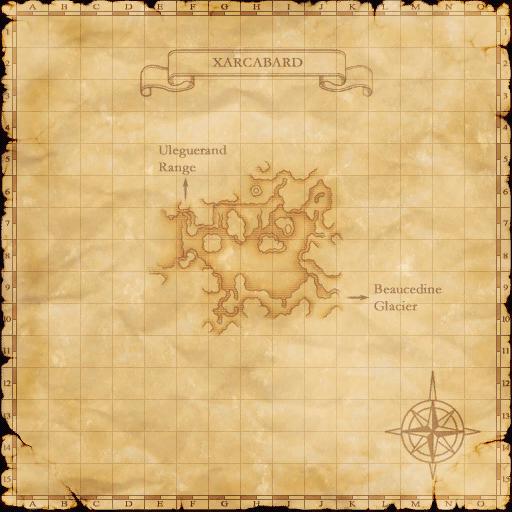 ffxi castle zvahl keep map