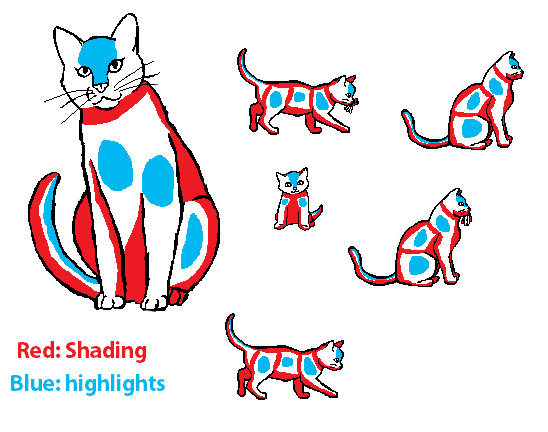 How To Make Warrior Cats Charart