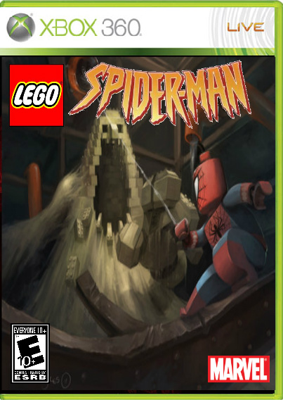 Lego amazing fantasy spider man lego fanonpedia - Lego the amazing spider man 3 ...