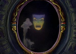 Le miroir magique wiki h ro nes disney for Miroir magique