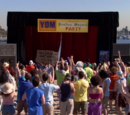Y.O.M. television