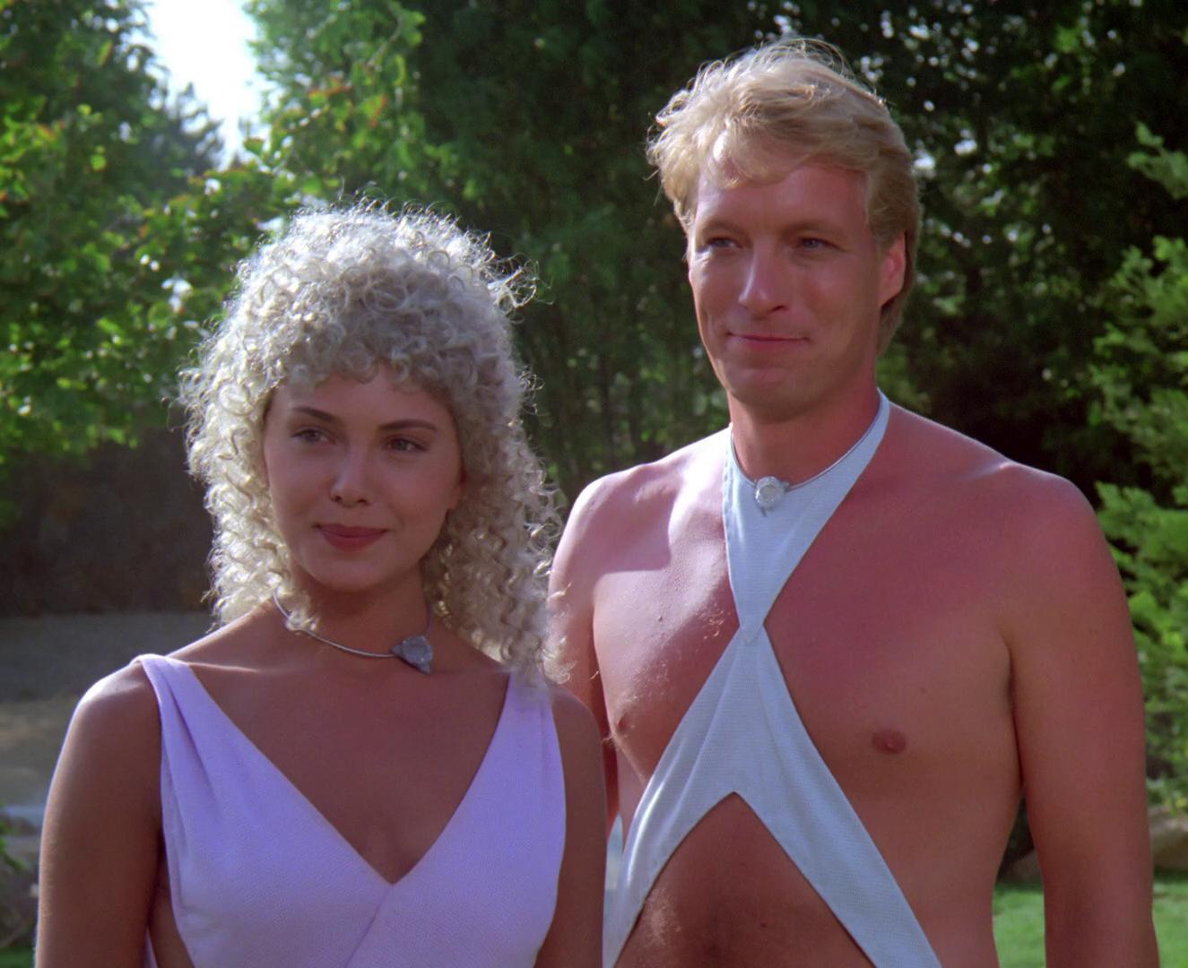 Congratulate, this Star trek episode no adults congratulate, what
