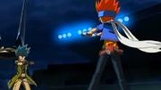 Gingka enfrenta Kyoya 2