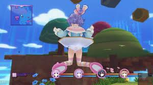 [Análise] Hyperdimension Neptunia - A Franquia - Parte 3 - Uma Outra Dimensão Pururut_jump
