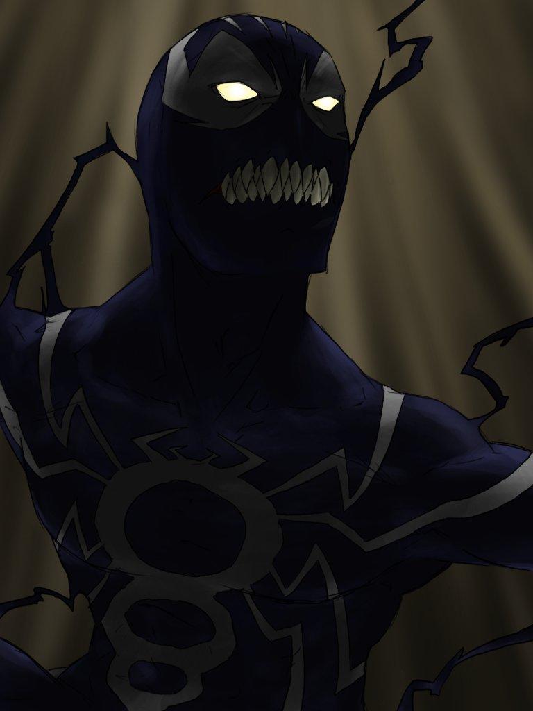 Peter Parker Poison Costume — Marvel Heroes 2016 - 768x1024 - jpeg X 23 Costume