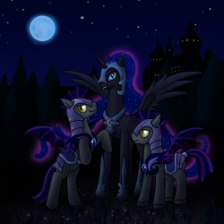 Night Guards My Little Pony Fan Labor Wiki