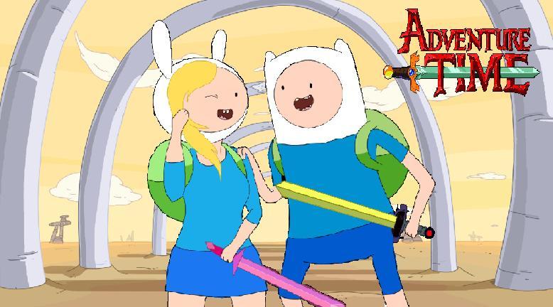 adventure time fiona and cake meet finn jake episode wiki