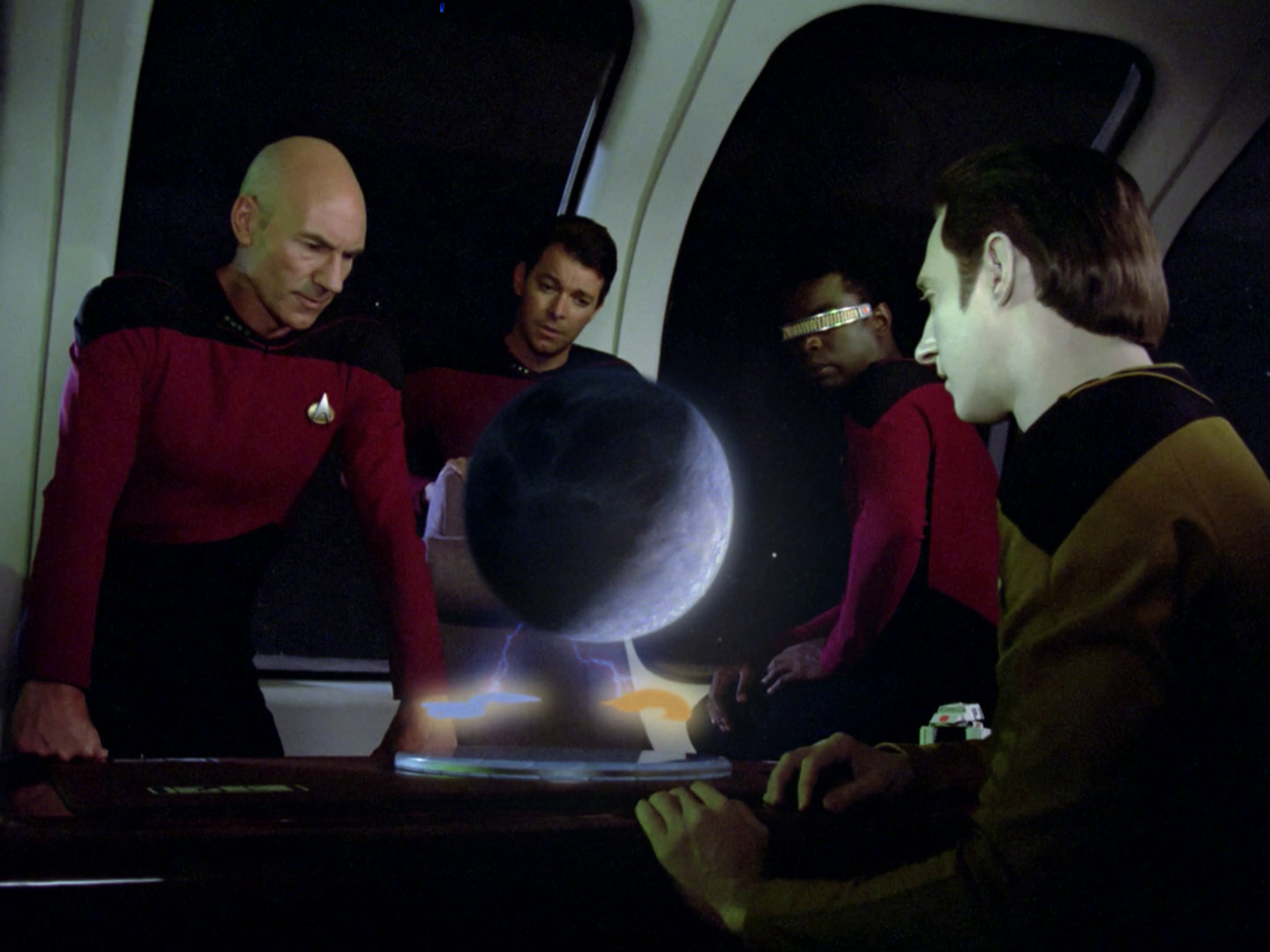 Holographic Projector Memory Alpha The Star Trek Wiki