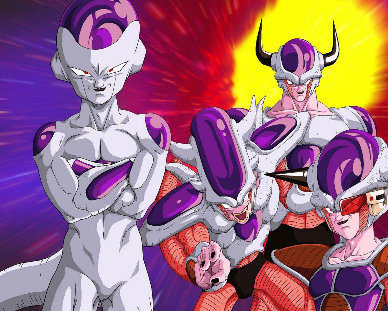 Dragon Ball z Frieza Transformation Frieza Dragon Ball z