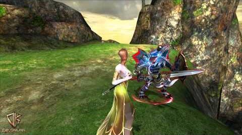 DK Online Sorceress Class Reveal