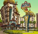The Dromedary Hotel