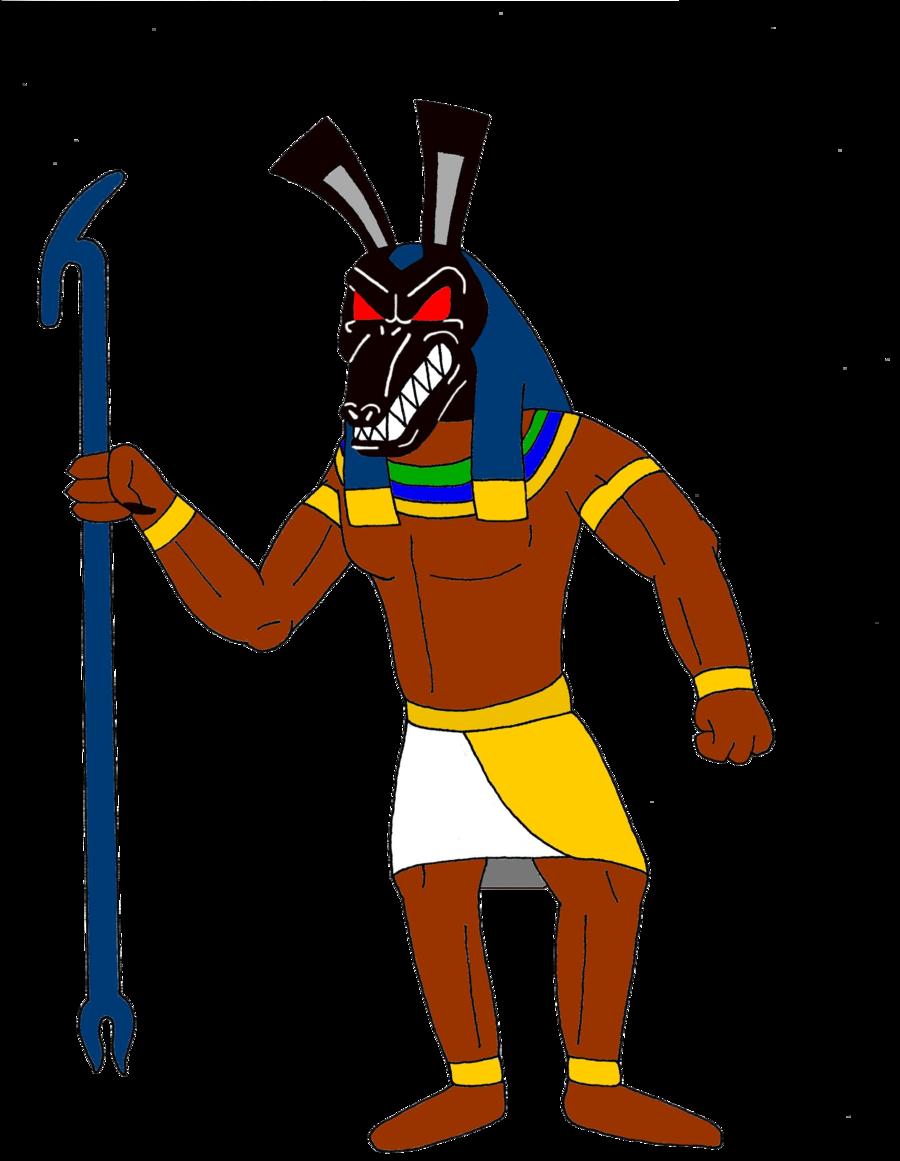 set the god of chaos   jaden s adventures wiki