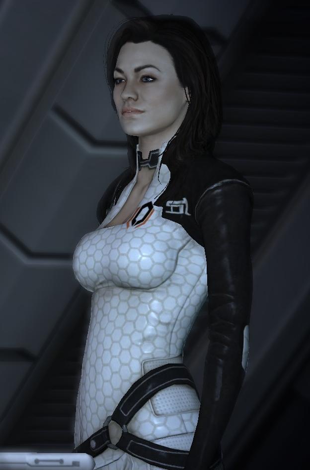 Mass Effect Miranda
