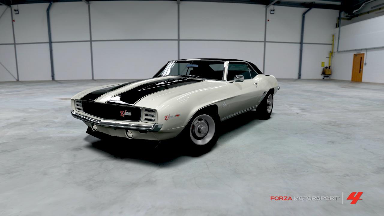 1969 Camaro Z28 Forza Motorsport 4 Wiki