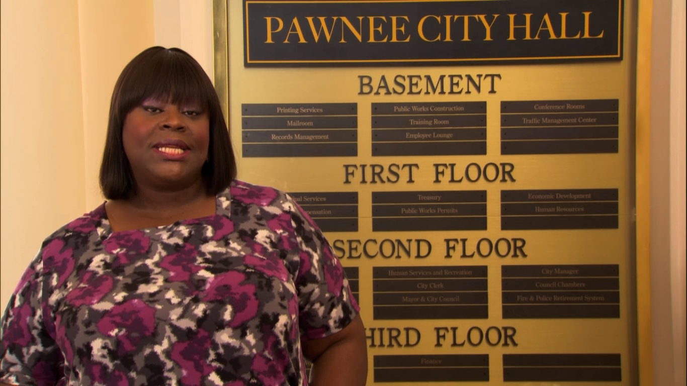 pawnee city women Parks and recreation was an american political comedy television sitcom starring amy poehler as leslie knope, a perky, mid-level bureaucrat in the parks department of pawnee, a fictional town in indiana.