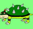 Spikey Turtle