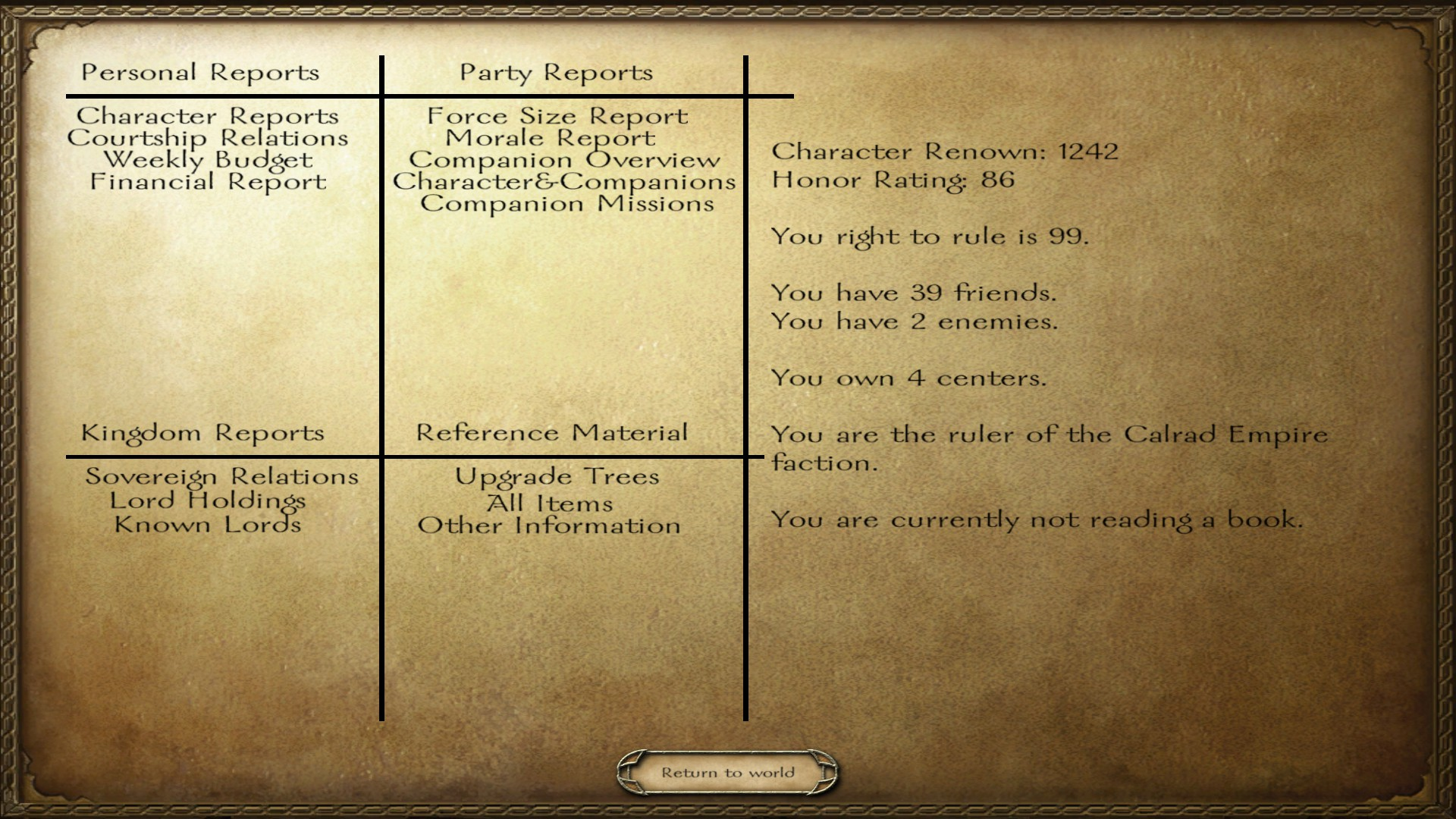 mount and blade raise faction relationship