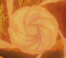 Blazing Flame Whirlwind
