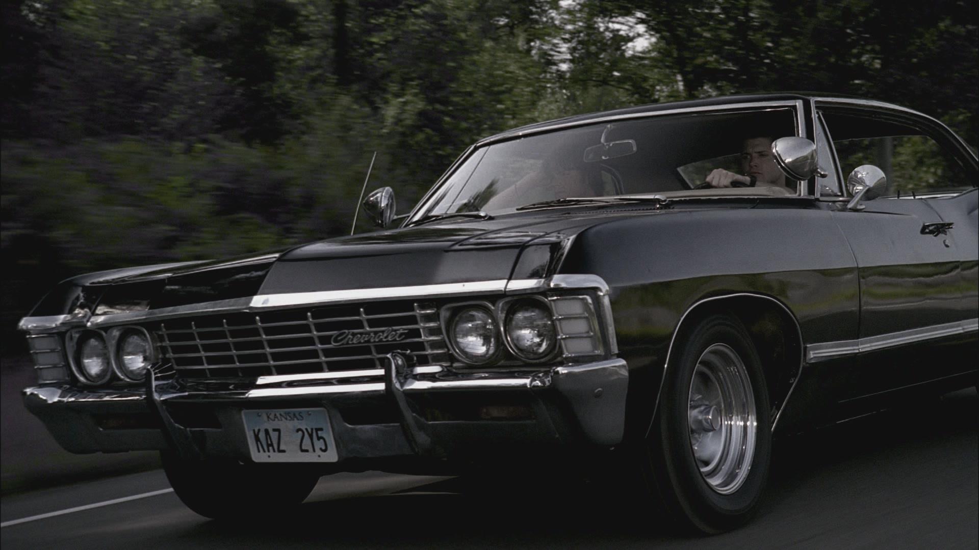 Baby (1967 Chevy Impala)