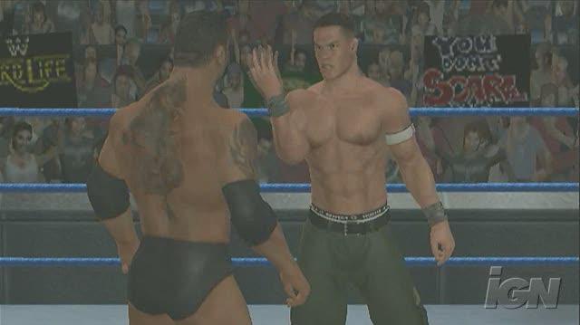 WWE SmackDown vs. Raw 2008 Nintendo Wii Trailer - Wii Trailer (HD)