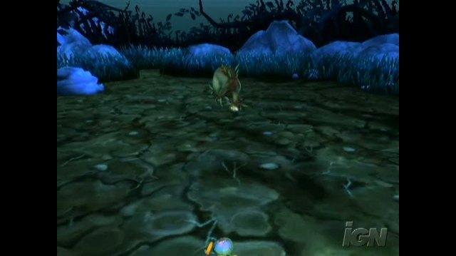 Mushroom Men The Spore Wars Nintendo Wii Gameplay - Boss Battle