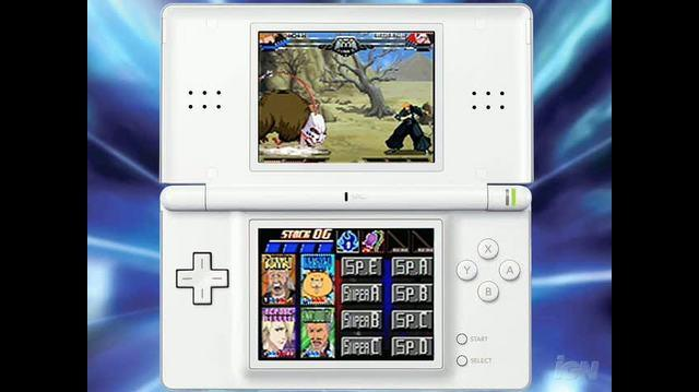 Bleach Dark Souls Nintendo DS Trailer - Ichigo Bankai