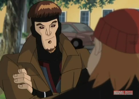 Gambit (X-Men: Evoluti...