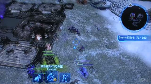 Halo Wars Xbox 360 Feature-Commentary - CES 2009 Developer Commentary