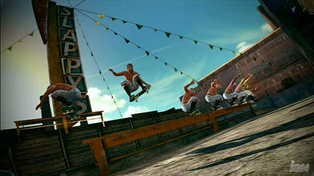 Skate 2 Xbox 360 Gameplay - Hot Grind