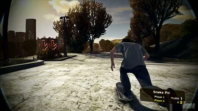 Skate 2 Xbox 360 Gameplay - Hall of Meat