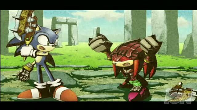 Sonic & The Black Knight Nintendo Wii Trailer - Gawain Trailer