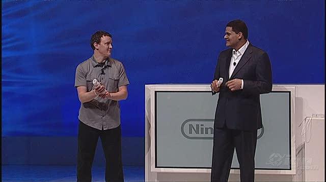 Wii Sports Resort Nintendo Wii Clip-Press Conference - E3 2009 Demo Part 3