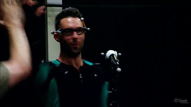 Band Hero Xbox 360 Feature-Behind-the-Scenes - GC 2009 Adam Levine Reveal