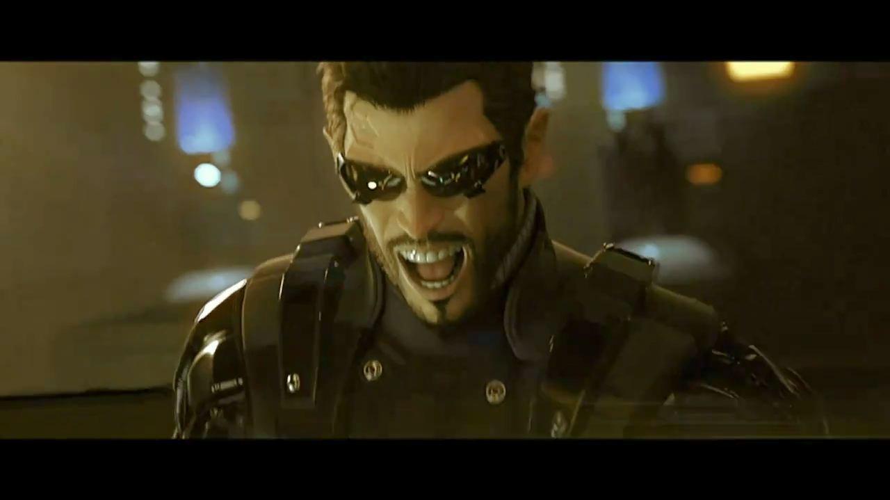 Deus Ex Human Revolution - Japan Trailer