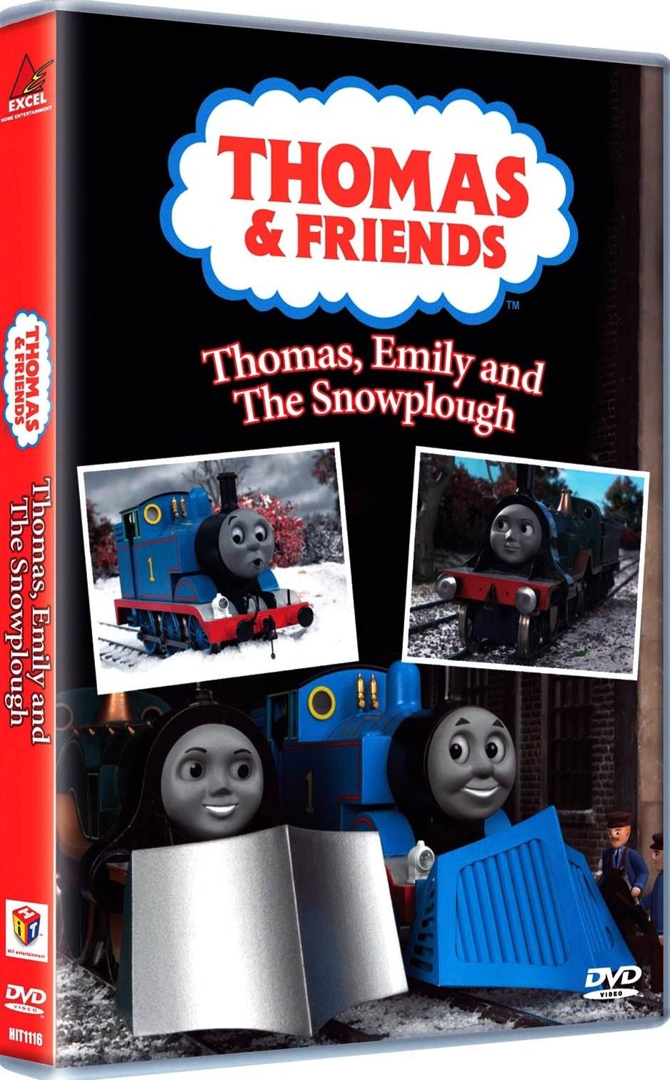 Thomas Emily And The Snowplough Indian Dvd Thomas The