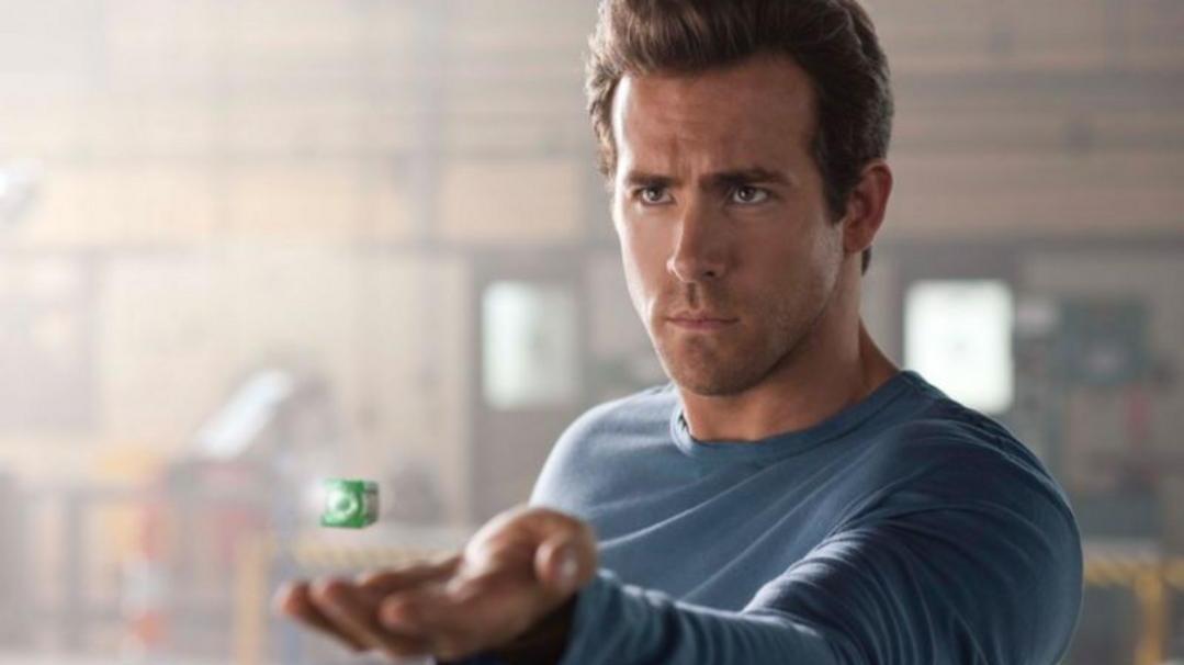 Green Lantern - Ryan Reynolds - Wondercon 2011 Interview