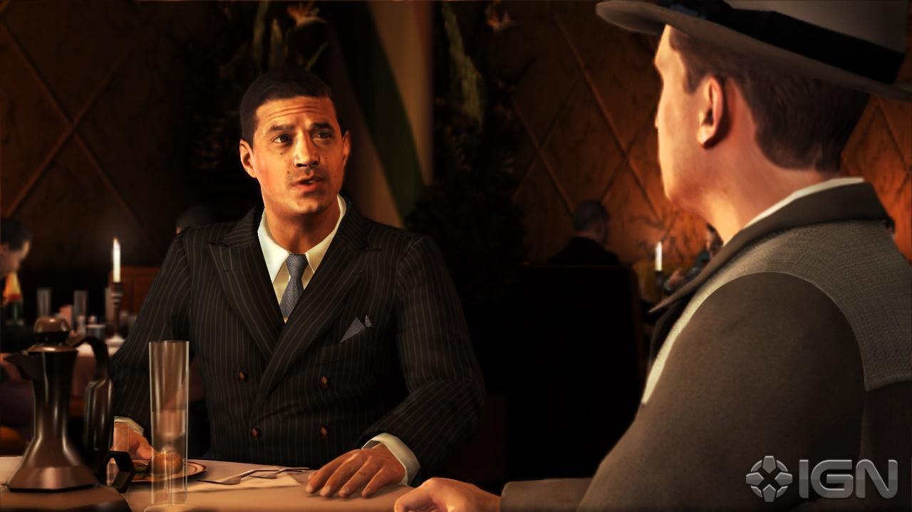 L.A. Noire Rise Through the Ranks Trailer