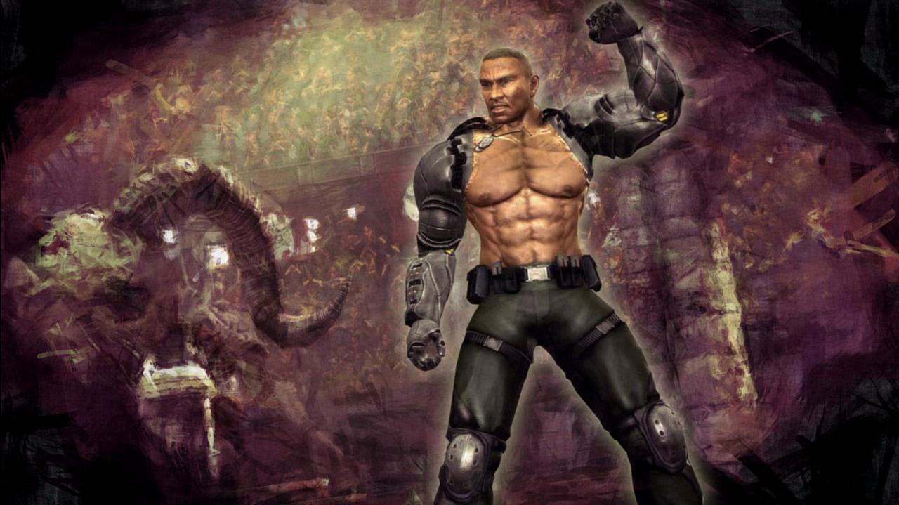 Mortal kombat Jax Ending