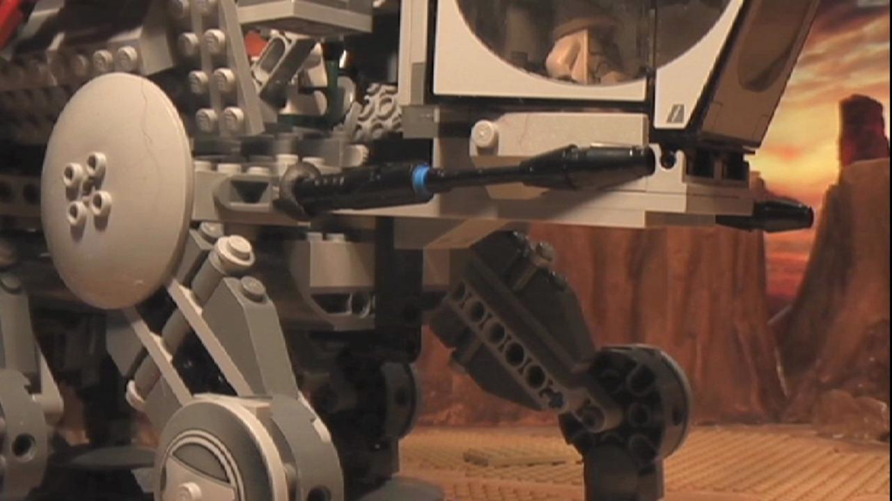 LEGO Star Wars III - Stop Motion How To Video
