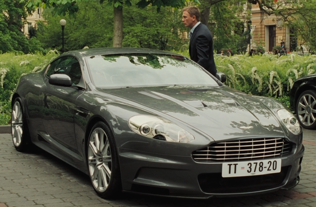 aston martin dbs v12 james bond 007 wiki. Black Bedroom Furniture Sets. Home Design Ideas