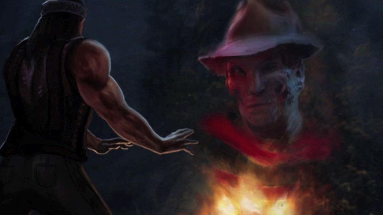 Mortal Kombat - Freddy Krueger's Ending