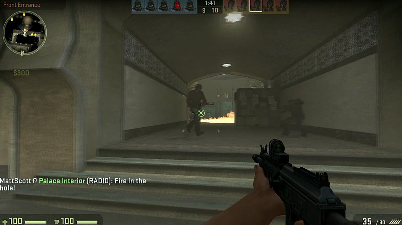Counter-Strike Global Offensive Video Preview PAX