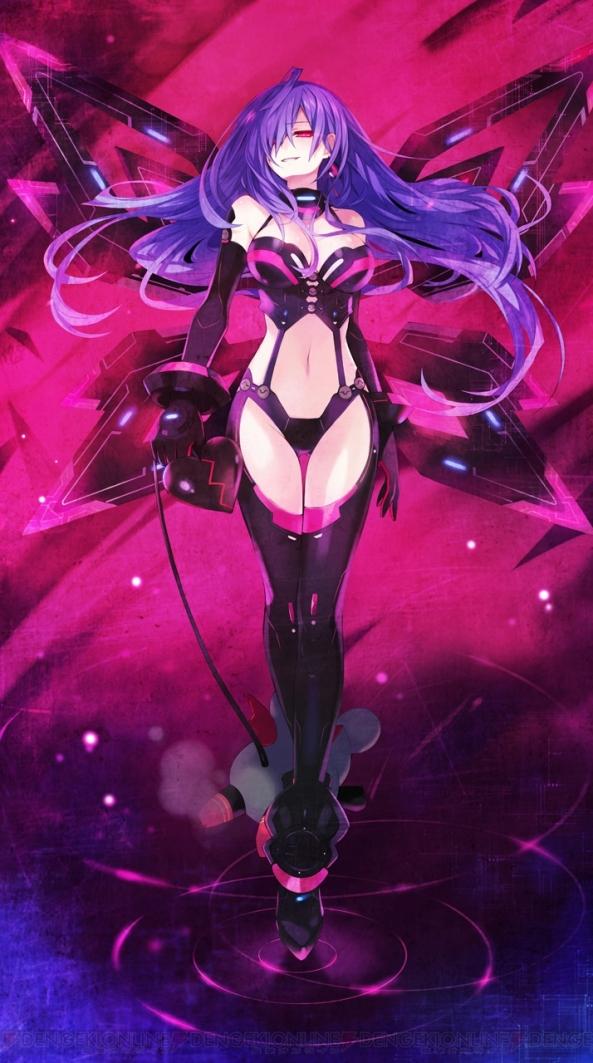[Análise] Hyperdimension Neptunia - A Franquia - Parte 3 - Uma Outra Dimensão Iris-heart