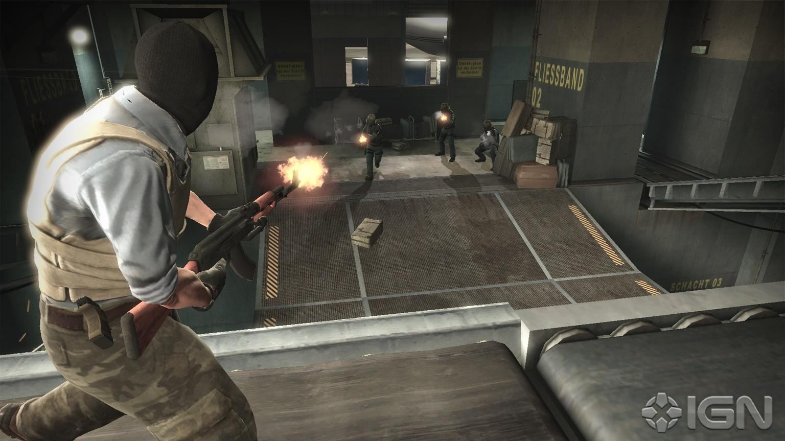 Counter-Strike Global Offensive Beta Impressions