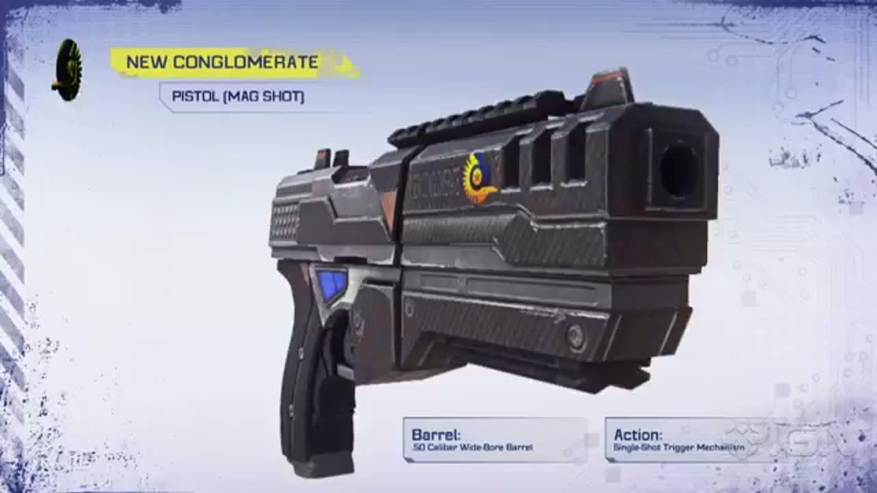 PlanetSide 2 Faction Video