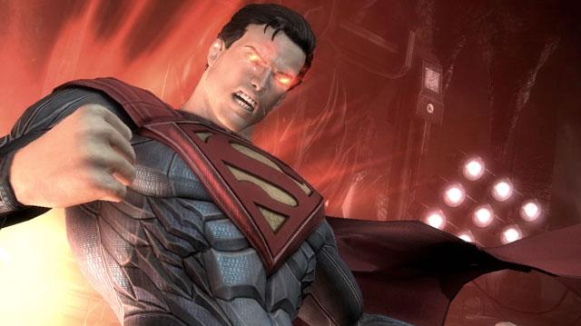 Injustice Gods Among Us Trailer