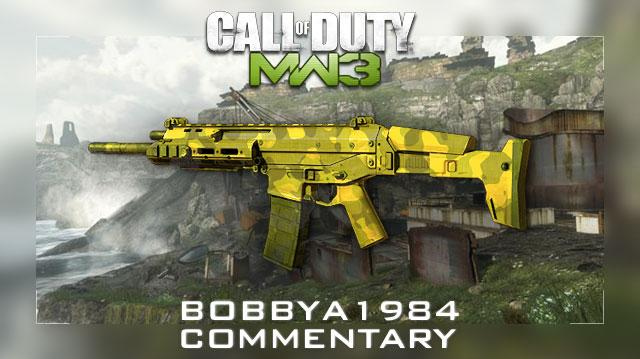 Call of Duty Modern Warfare 3 - Commentary Aground with Vida and Bobbya1984