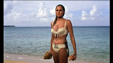 Dr. No Bond 50 (1962) - Clip Underneath The Mango Tree
