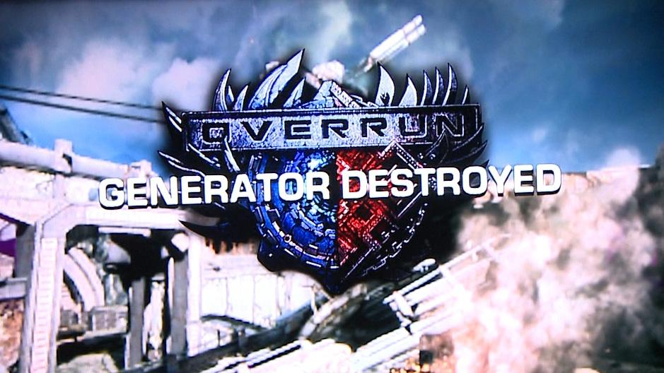 Gears Of War Judgment Multiplayer Overrun Mode First Look - Comic-Con 2012