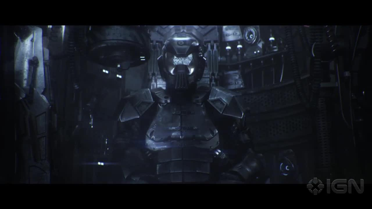 PlanetSide 2 Death is No Excuse CGI Trailer